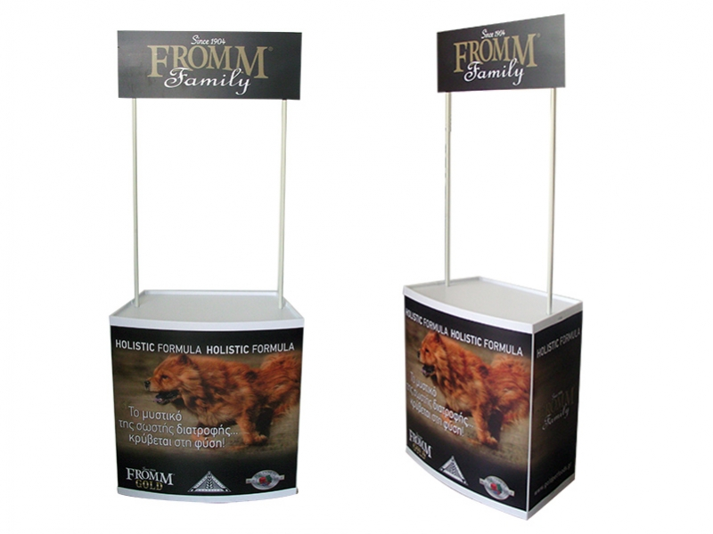 Promotional Table Stand