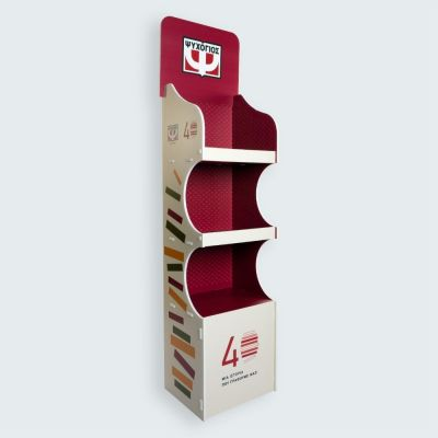 Folding - Books floor Stand